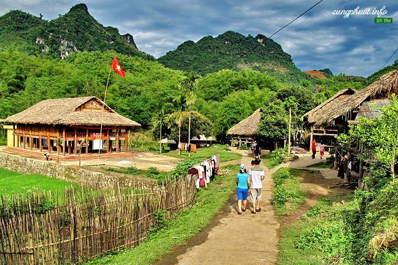 Hòa Bình: Phê duyệt Đồ án quy hoạch chi tiết tỷ lệ 1/500 khu du lịch nghỉ dưỡng sinh thái Bình Thanh