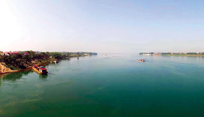 Hà Nội: Khúc sông Đà huyền thoại