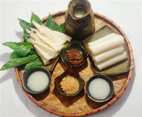 Sơn La: Chẩm chéo - hương vị đặc trưng của núi rừng Tây Bắc