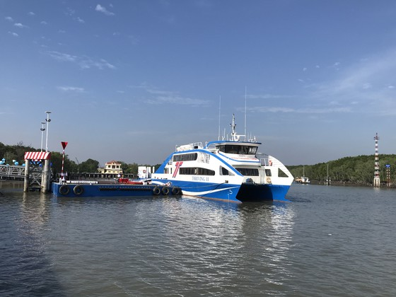 TP Hồ Chí Minh: Cần Giờ mở thí điểm hoạt động du lịch đường thủy