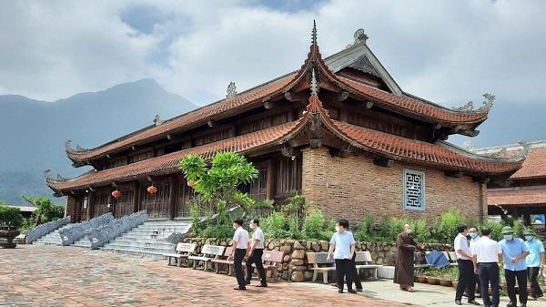 Bắc Giang: Từng bước xây dựng thương hiệu du lịch văn hóa - tâm linh