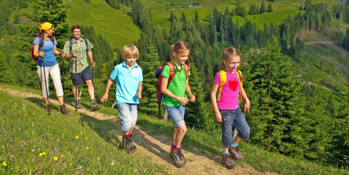 Bài học tuyệt vời cho trẻ khi đi du lịch