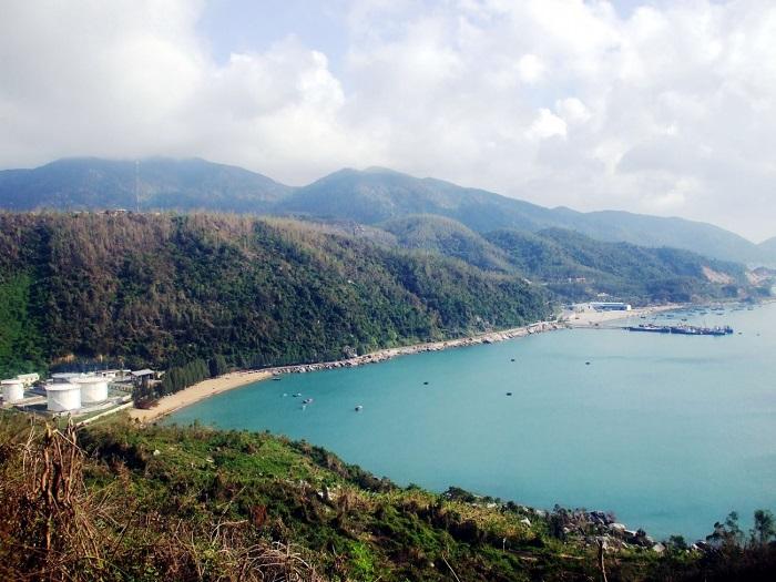 Đảo Hòn Nưa (Phú Yên): Vẻ đẹp hoang sơ đầy thơ mộng