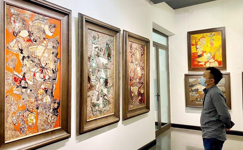 Khơi mạch truyền thống trong mỹ thuật đương đại: Rộng mở cho sáng tạo