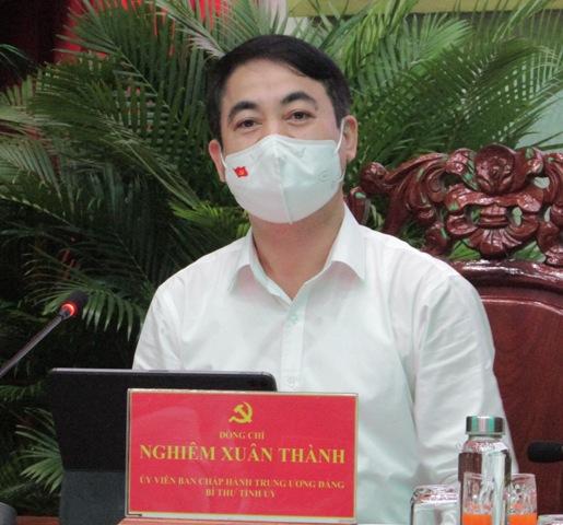 Bí thư Tỉnh ủy Nghiêm Xuân Thành chỉ đạo: Lập đề án xây dựng ít nhất 2 sản phẩm du lịch đặc trưng của Hậu Giang