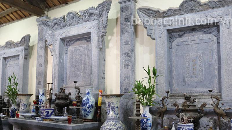 Bắc Ninh: Thị xã Từ Sơn lưu giữ, bảo quản hơn 5.500 hiện vật, cổ vật