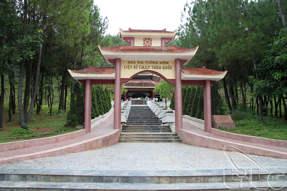 Khu di tích Thanh niên xung phong Ngã ba Đồng Lộc