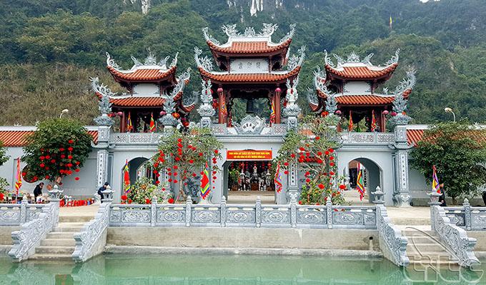 Đền Bồng Lai - Cao Phong (Hòa Bình)