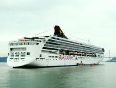 Tàu biển quốc tế 5 sao Superstar Virgo: Định tuyến hàng tuần đưa khách đến Hạ Long