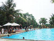 """Asean Resort - Một """"thiên đường xanh"""""""