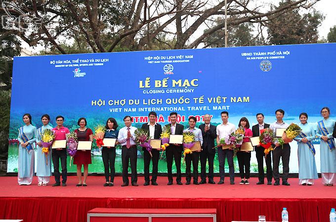 Bế mạc Hội chợ du lịch quốc tế Việt Nam – VITM Hanoi 2017