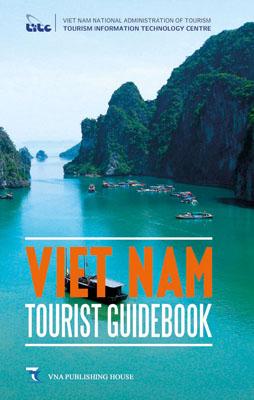 """Sách """"Viet Nam Tourist Guidebook"""" phiên bản 8"""