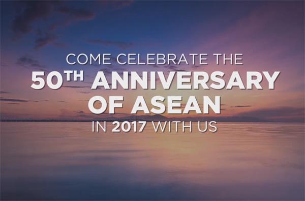 Video hướng tới Kỷ niệm 50 năm thành lập ASEAN