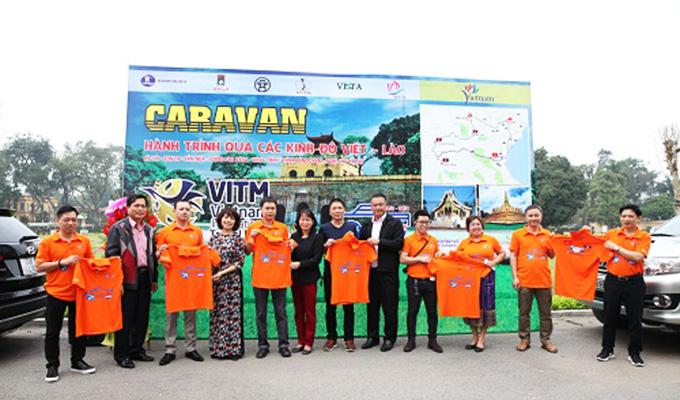 Phát triển tuyến du lịch mới với loại hình ô tô tự lái (caravan) kết nối du lịch hai nước Việt – Lào