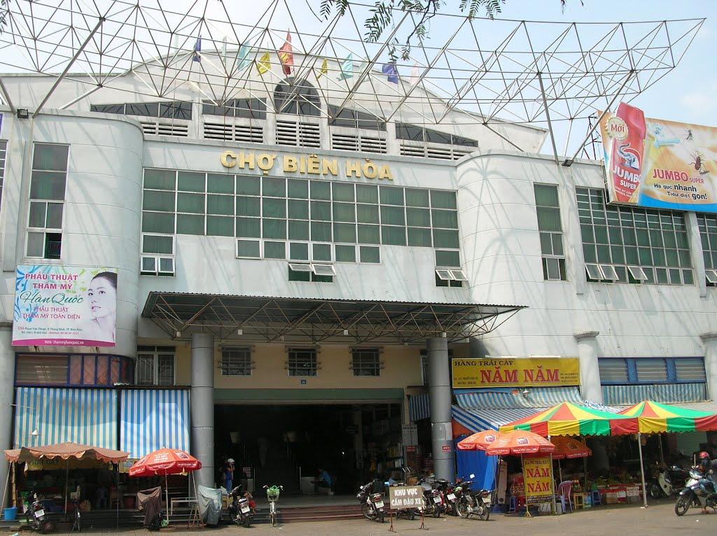 Mua sắm ở Đồng Nai