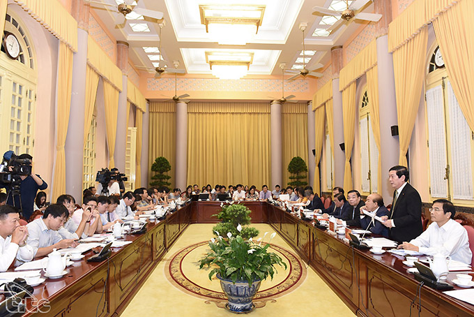 Công bố Lệnh của Chủ tịch nước về Luật Du lịch 2017