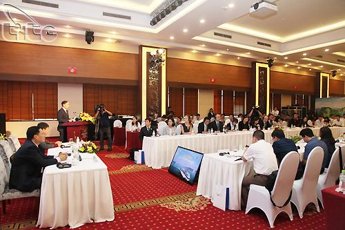 Hội thảo quốc tế về phát triển du lịch tàu biển