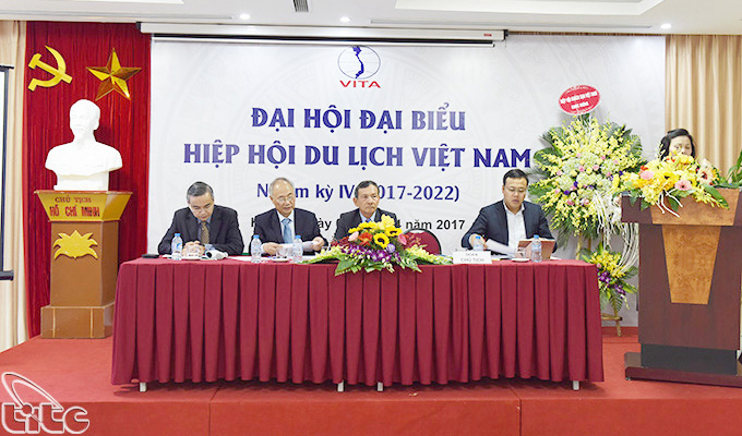 Đại hội Hiệp hội Du lịch Việt Nam nhiệm kỳ IV (2017-2022)