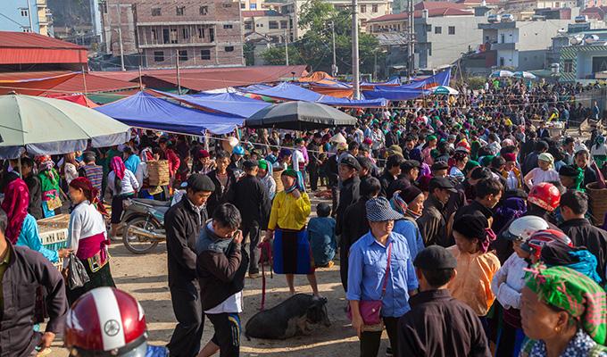 Đồng Văn - điểm nhấn ấn tượng của du lịch Hà Giang