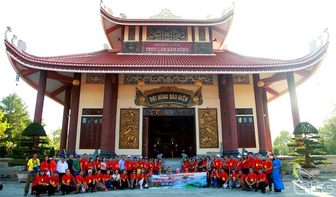 Tọa đàm kết nối các tuyến điểm du lịch thành phố Thanh Hóa