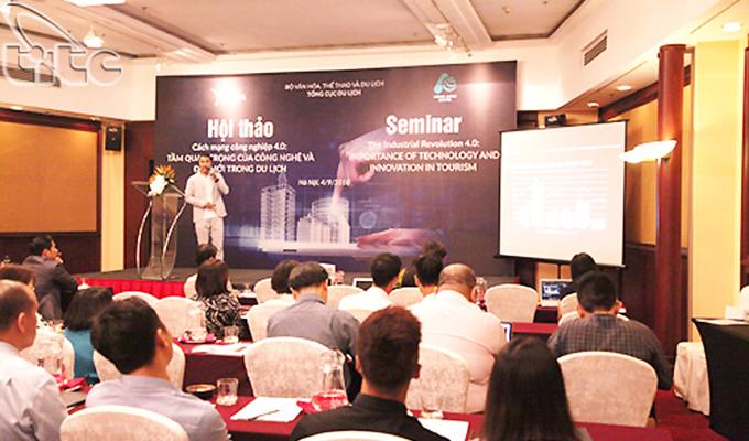 Công nghệ và đổi mới có vai trò quan trọng trong phát triển du lịch