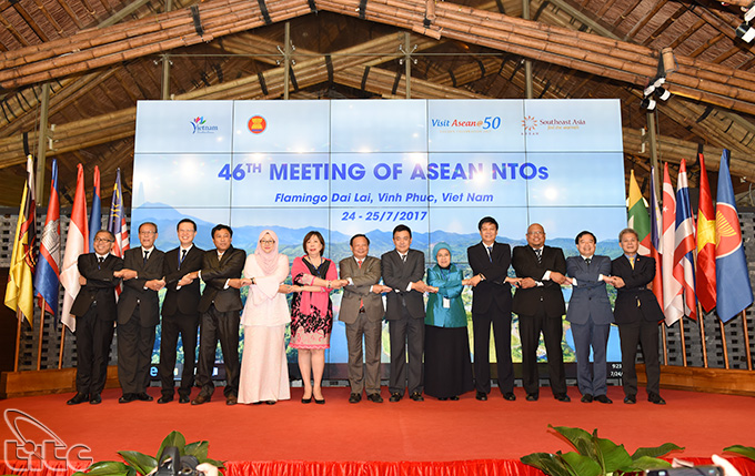 Khai mạc phiên họp Cơ quan Du lịch quốc gia ASEAN lần thứ 46