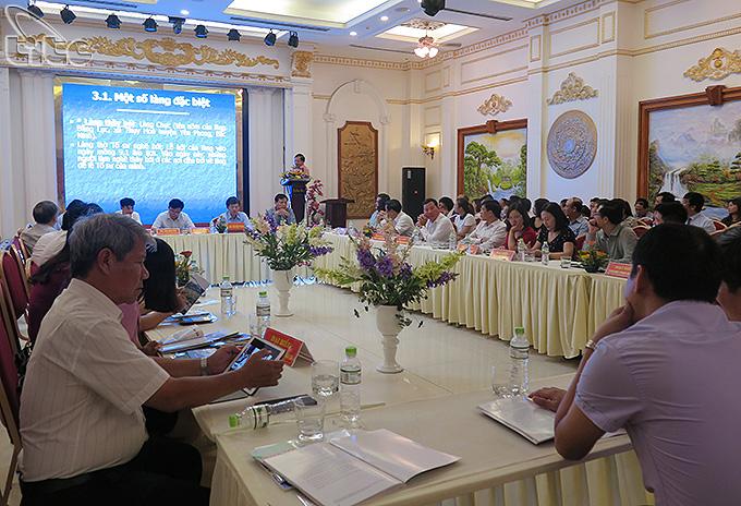 Hội thảo phát triển du lịch làng nghề Hưng Yên