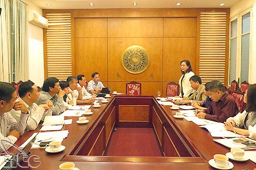 Tổng cục Du lịch làm việc với Kiên Giang về công tác thống kê du lịch