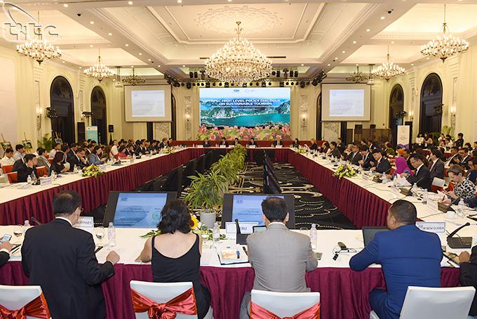 Khai mạc Đối thoại chính sách cao cấp về Du lịch bền vững