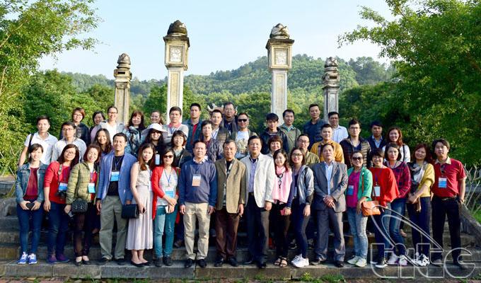 Tổng cục Du lịch tổ chức Chương trình khảo sát sản phẩm du lịch các tỉnh Bắc Trung Bộ