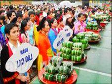 Nhiều hoạt động hướng về lễ hội giỗ Tổ Hùng Vương