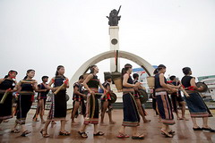 Festival quốc tế Không gian văn hoá cồng chiêng Tây Nguyên lần thứ I