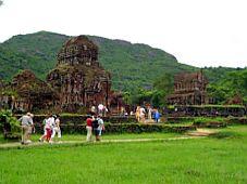 Quảng Nam: Ứng dụng các tiêu chuẩn quốc tế trong công tác bảo tồn thánh địa Mỹ Sơn