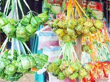 Nem Lai Vung và bánh phồng tôm Sa Giang