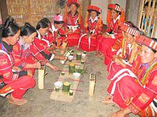 Đám cưới người Pà Thẻn (Tuyên Quang)