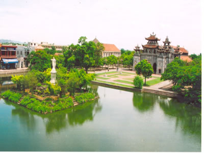 Những địa danh du lịch nổi tiếng ở Ninh Bình