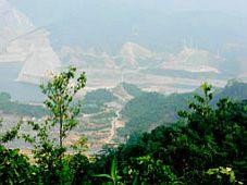 Phiêng Bung - Nà Hang (Tuyên Quang), nguyên sơ vùng rừng trên núi cao