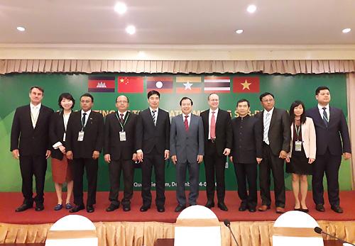 Phiên họp thứ 42 nhóm hợp tác du lịch Tiểu vùng sông Mê Kông