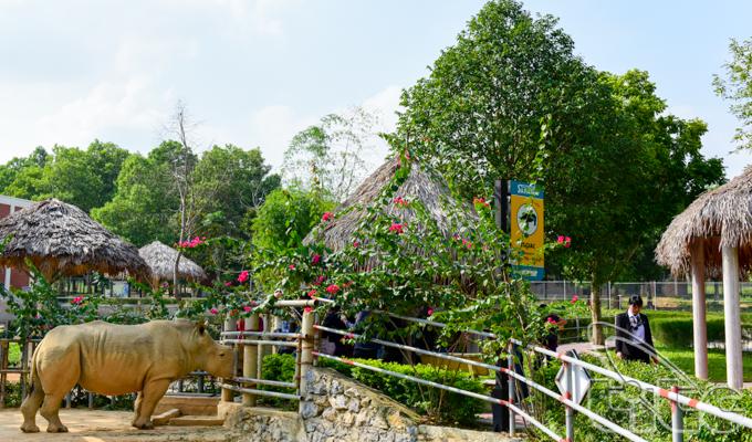 Mường Thanh Safari Land