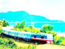 Vận hành tàu Golden Trains tuyến Quy Nhơn - Sài Gòn