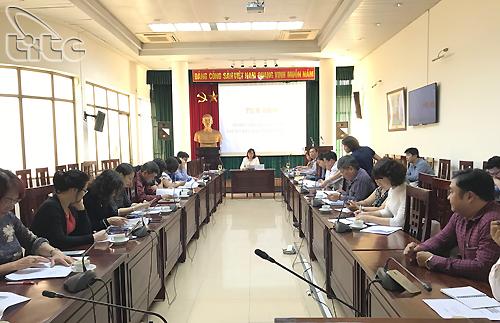 Tọa đàm Nghiên cứu đề xuất sửa đổi chế độ báo cáo thống kê du lịch