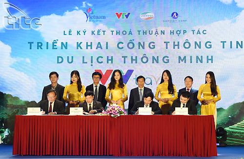 Hợp tác triển khai Cổng thông tin du lịch thông minh - VTV travel
