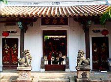 Di tích kiến trúc nghệ thuật Đền Thiên Hậu (Hưng Yên)