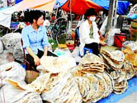 Bánh đa làng Kế (Bắc Giang)