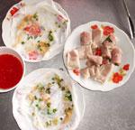Thưởng thức Bánh ướt nóng Diên Khánh (Khánh Hòa)