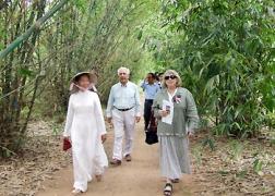 Bảo tàng sinh thái về cây tre đầu tiên của Việt Nam tại Bình Dương