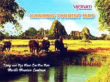 Tái bản Bản đồ Du lịch TP. Đà Nẵng 2008