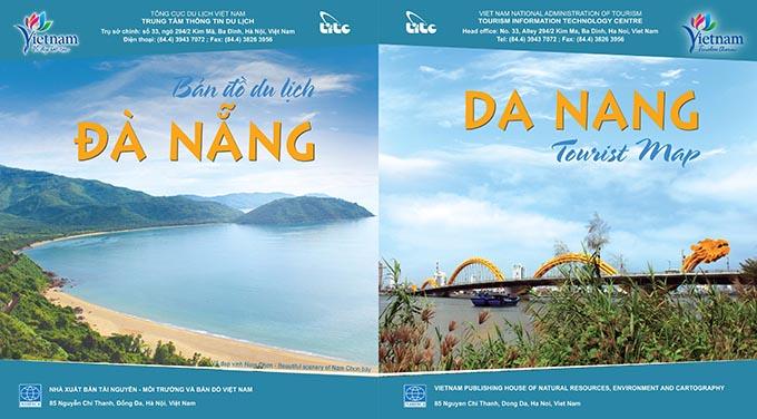 Tái bản Bản đồ Du lịch Đà Nẵng năm 2017