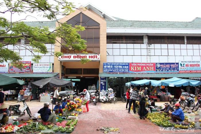 Mua sắm ở Quảng Bình