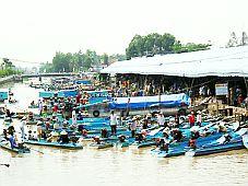 Cần Thơ sẽ đón 2 triệu khách trong năm du lịch 2008